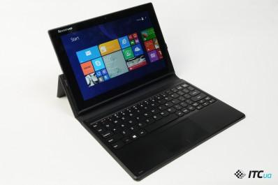 Первый взгляд на Windows-планшет Lenovo Miix 3-1030