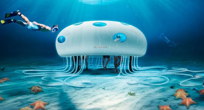 Sony открыла магазин Aquatech для водонепроницаемых устройств