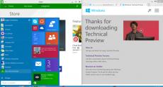 Около полумиллиона пользователей ежедневно работают с Windows 10