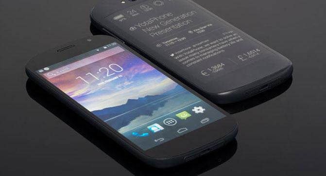 Смартфон YotaPhone 2 представлен официально и поступил в продажу по цене $635