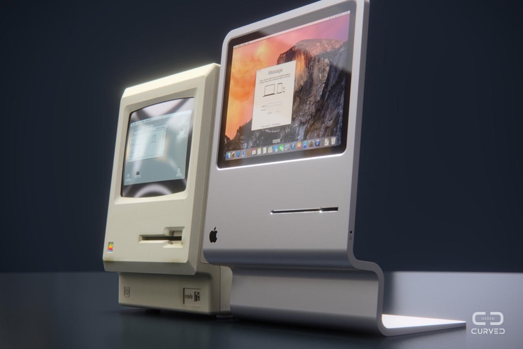 apple macintosh marketing concept The macintosh computer itself was and presented a contrast between itself and the staid marketing of industry giant ibm apple also reaped the benefits of.
