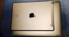 """В сеть попали первые живые фотографии дисплея 12-дюймового Apple MacBook Air """"Retina"""""""