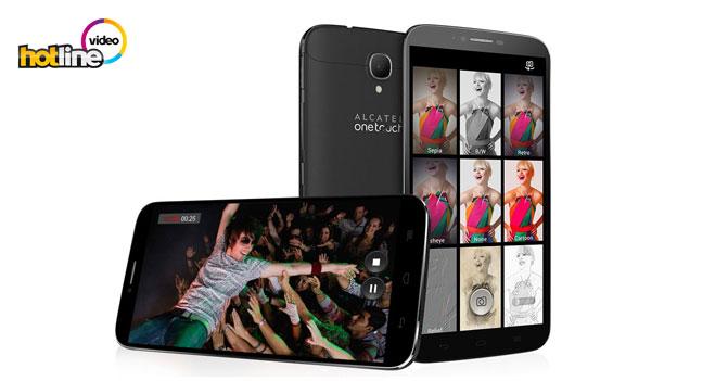 Видеообзор смартфона ALCATEL ONETOUCH Hero 2