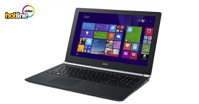 """Видеообзор игрового ноутбука Acer Aspire V17 Nitro """"Black Edition"""""""