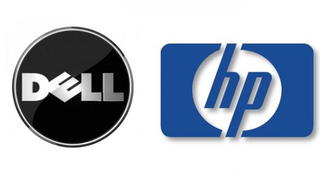 Dell + HP