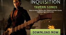 Bioware бесплатно раздает песни бардов из Dragon Age: Inquisition