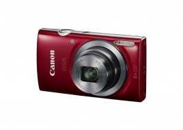 IXUS 160 RED Horizontal FSL