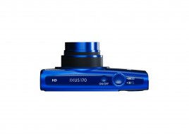 IXUS 170 BLUE TOP Lens Out