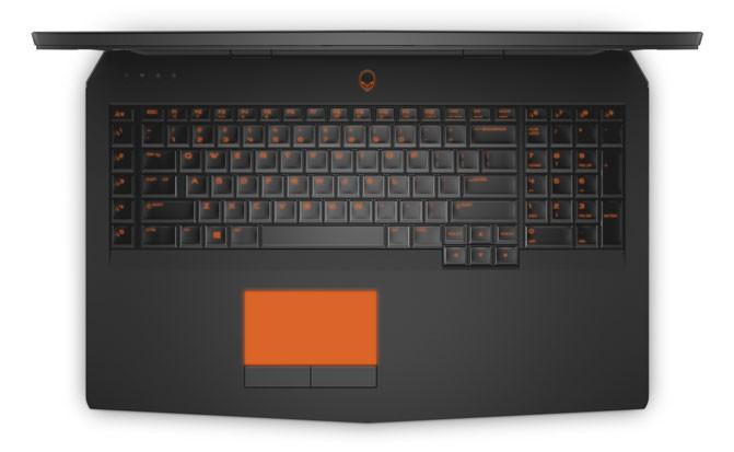 Dell представила обновленные игровые ноутбуки Alienware 15 и Alienware 17
