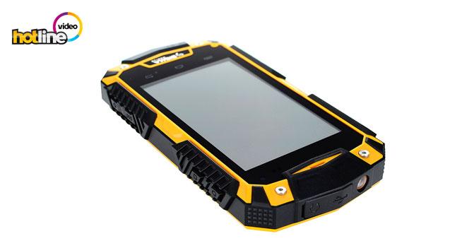 Видеообзор защищенного смартфона Sigma mobile PQ15