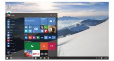 Microsoft выложила новую версию Windows 10 Technical Preview с обновленным интерфейсом и Cortana