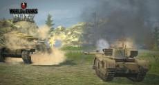 За два месяца присутствия на платформе Android игра World of Tanks Blitz привлекла 5 миллионов пользователей