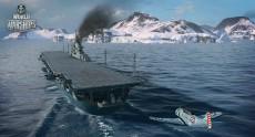 На вторых бета-выходных World of Warships откроют все четыре класса кораблей, включая авианосцы