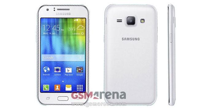 Появились характеристики и изображение смартфона Samsung Galaxy J1