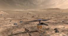 Специалисты NASA тестируют автономный марсианский вертолет-разведчик