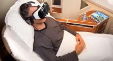 Очки виртуальной реальности Samsung Gear VR будут развлекать пассажиров первого класса Qantas Airways