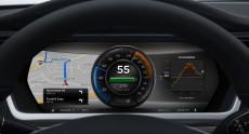 Обновленная прошивка Tesla P85D делает авто быстрее