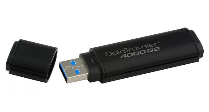 Kingston представила защищенные флеш-накопители DataTraveler Vault 4000 Gen. 2