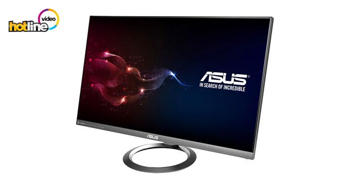 Видеообзор монитора ASUS MX27AQ