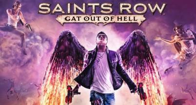 Saints Row: Gat Out of Hell – чертово дополнение