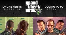 ПК-версию Grand Theft Auto V опять перенесли, новая дата выхода – 14 апреля 2015 года