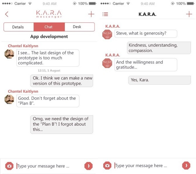 Kara chat2