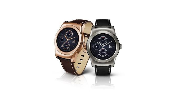 LG анонсировала умные часы LG Watch Urbane в металлическом корпусе