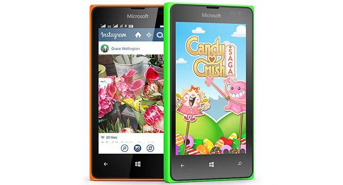 В Украине начинаются продажи доступного смартфона Lumia 435 Dual SIM