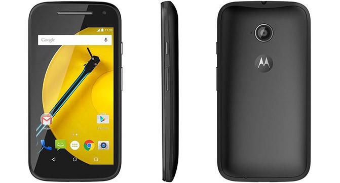 Motorola анонсировала обновленный смартфон Moto E