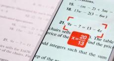 Вышла Android-версия приложения PhotoMath, которое решает математику с помощью камеры смартфона