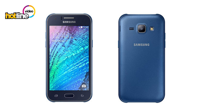 Видеообзор смартфона Samsung Galaxy J1