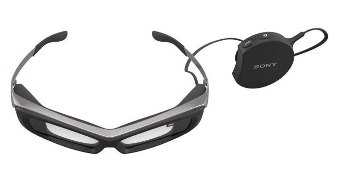 Sony объявила дату начала продаж и цену очков дополненной реальности SmartEyeglass