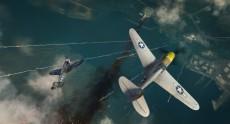 В обновлении World of Warplanes 1.7 появились восемь ударных самолетов Германии и две новые карты