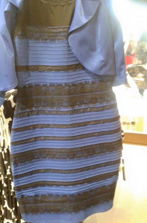 Фото платье меняющая цвет