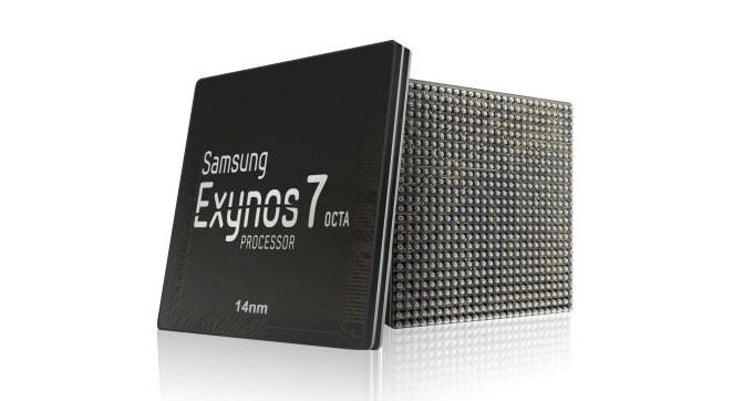 Samsung анонсировала мобильный процессор Exynos 7 Octa на базе 14-нм техпроцесса