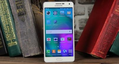 Обзор смартфона Samsung Galaxy A7
