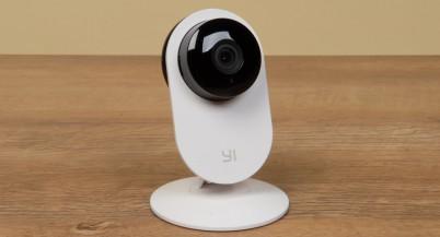 Обзор веб камеры Xiaomi Ants Xiaoyi Smart Camera