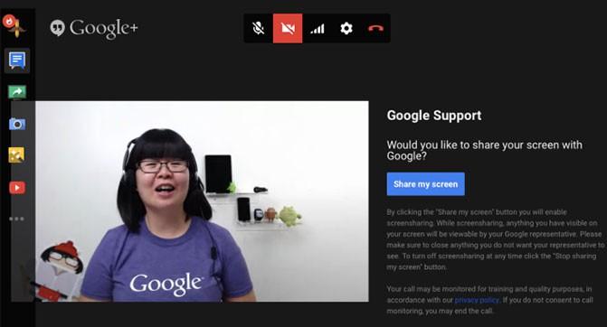 Google внедрила сервис видео консультаций в Google Play