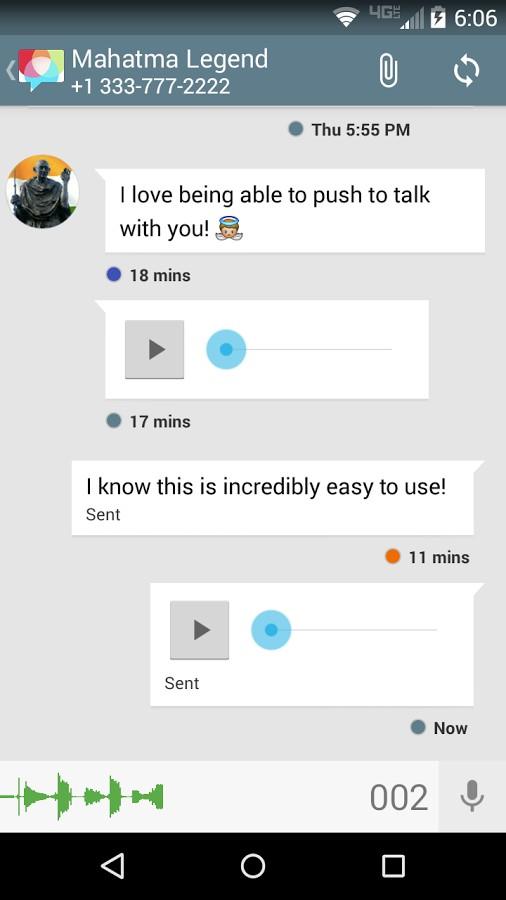 Disa - мобильный мессенджер, обещающий объединить все популярные протоколы, появился в Google Play