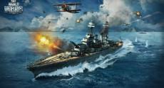 Раздача кодов на закрытый бета-тест World of Warships (закрыто)