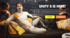 Unity 5 тоже сделали бесплатным для небольших разработчиков