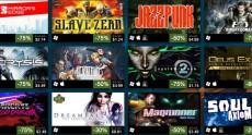 В Steam распродажа 30-ти киберпанк игр со скидкой до 90%