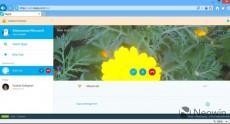 Началось тестирование браузерной версии Skype