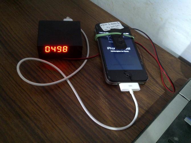 Небольшое устройство IP Box позволяет взломать пароль доступа к iPhone