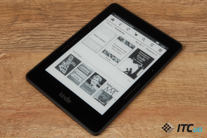 Amazon Kindle Voyage (3)