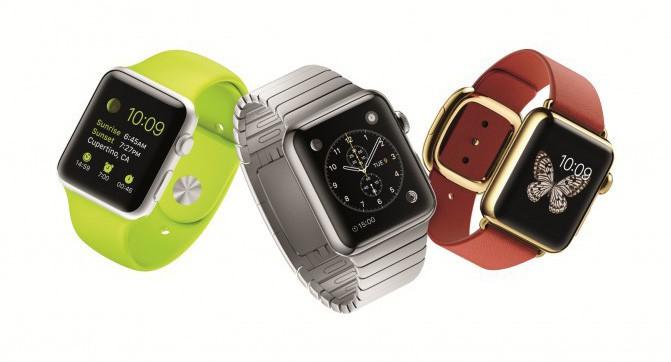 Умные часы Apple Watch представлены официально