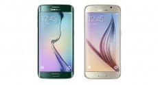 Визуальное сравнение Samsung Galaxy S6 и S6 Edge