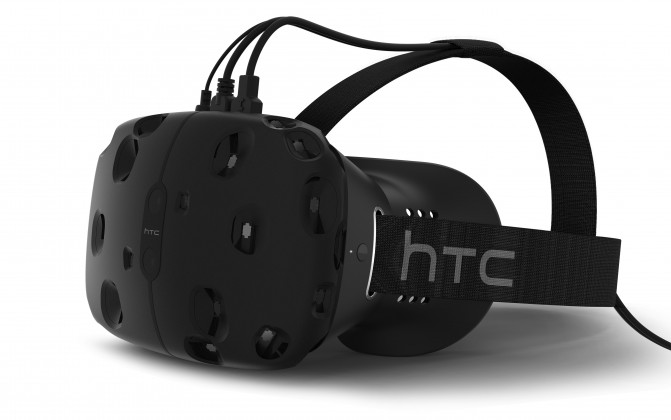 HTC Vive_White