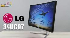 Видеообзор изогнутого монитора LG 34UC97