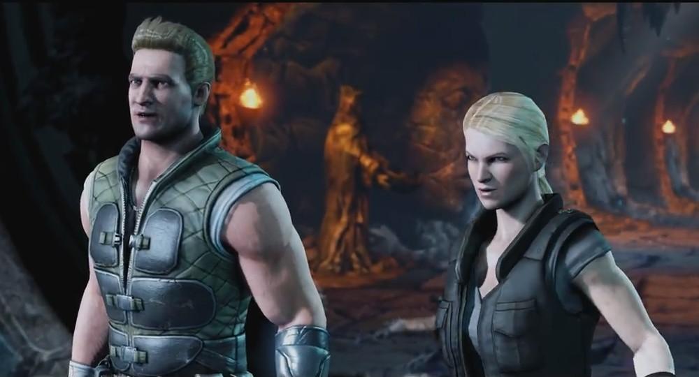 Новый трейлер Mortal Kombat X